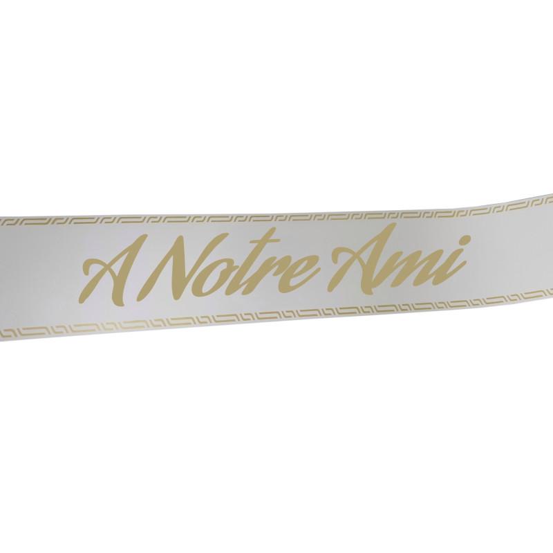 TN FUNÉRAL RIBBON DOM