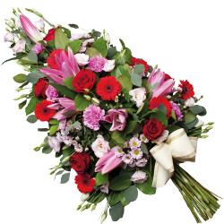 FUNÉRAL FLOWERS ARRANGEMENT SYMPHONIE