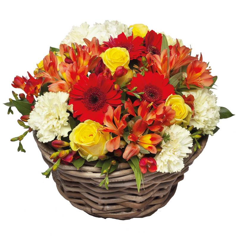 FUNÉRAL FLOWERS LOUANGE