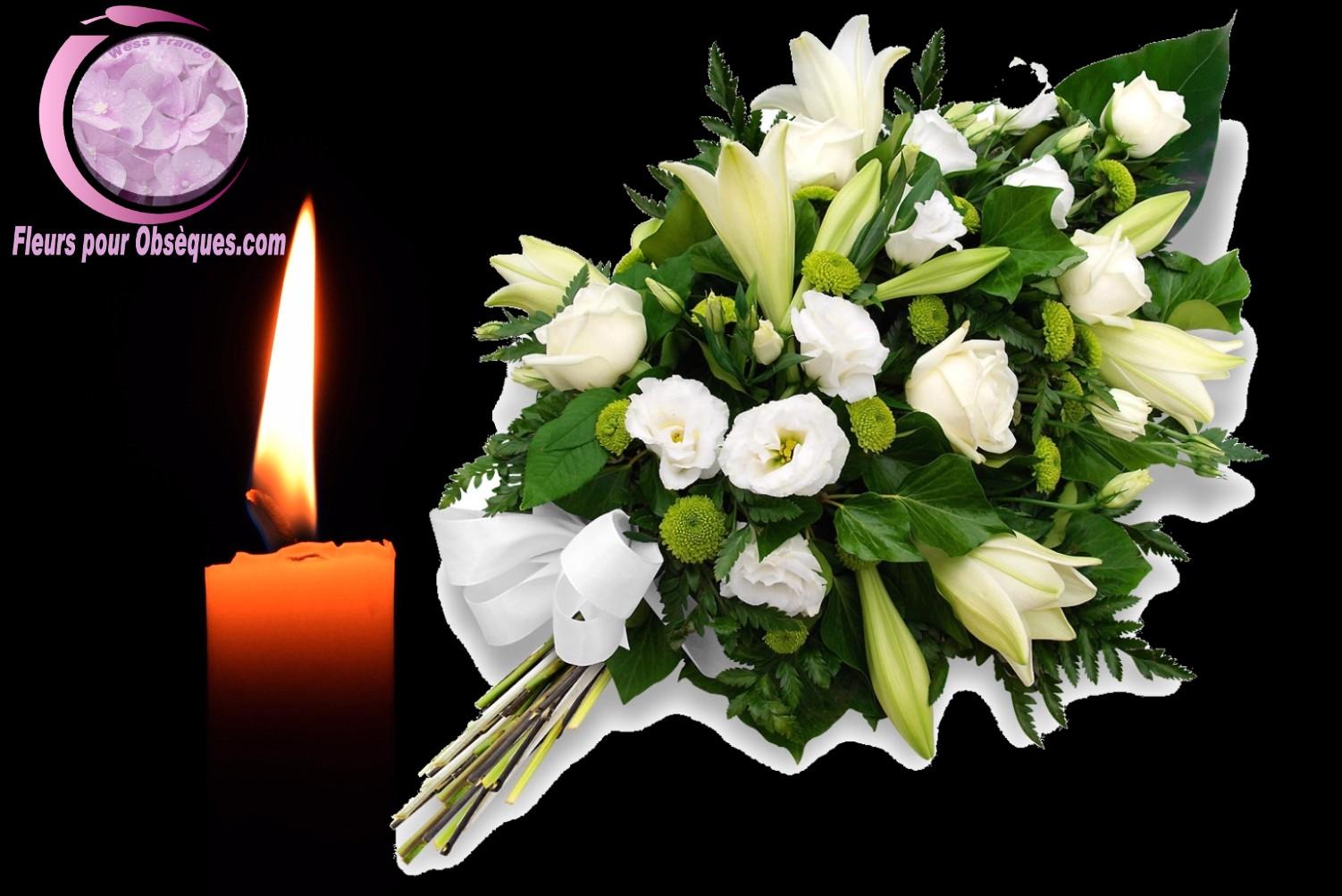 Paris 3 Florists Funeral Flowers Sympathy Flowers